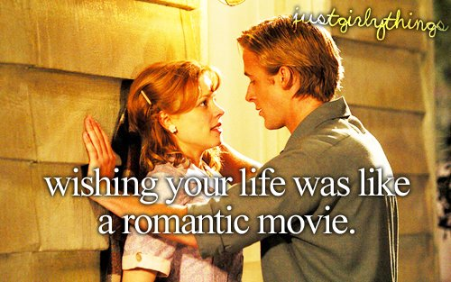just girly things, justgirlythings, rachel mcadams, romantic movie, ryan gosling