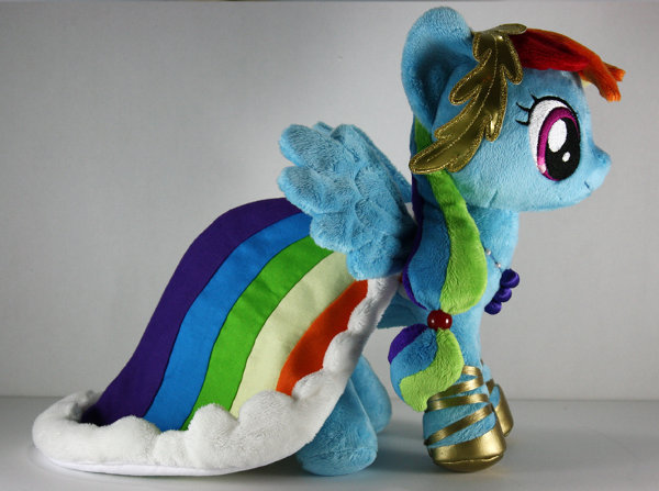 kawaii, mlp: fim, my little pony, rainbow dash, toy