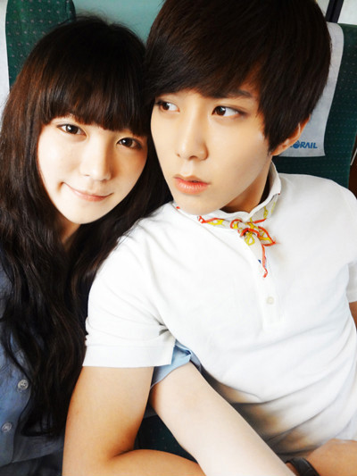 korea, love, relationship, ulzzang, ulzzang couple
