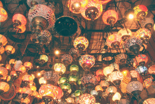 lamps, lanterns, light, lights