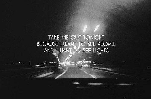 lights, people, road, text, the smiths
