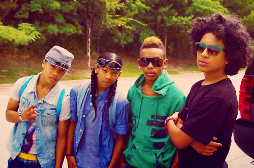 mindless behavior, princeton, prodigy, ray ray, roc royal
