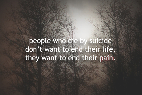 Sad Quotes About Contemplating Suicide. QuotesGram