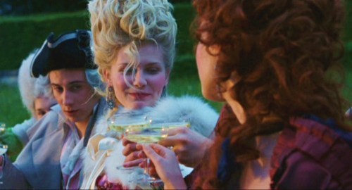 18th century, france, french, kirsten dunst, marie antoinette, movie, sofia coppola, versailles