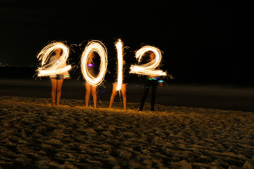 2012, 2012 new year, light, new year, new year eve