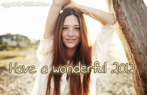 2012, beautiful, dream, dreaming, event, events, girl, girls, goal, goals, hair, long hair, my-goals-for-2012, new year, people, pretty, wish, wishes, woman, women, year
