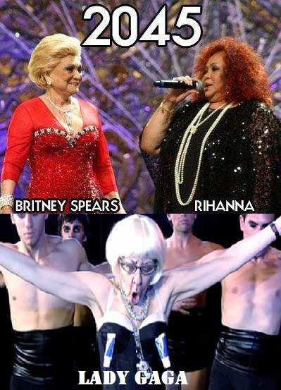 2045, britney spears, funny, girl, lady gaga