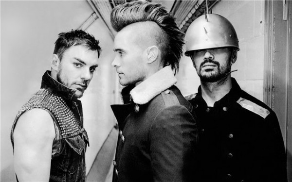 30 seconds to mars, 30stm, amazing, best, boss, boy, boys, crazy, crazy hat, cute, jared, jared leto, leto, mars, milicevic, shannon, shannon leto, the best, tomo, tomo milicevic