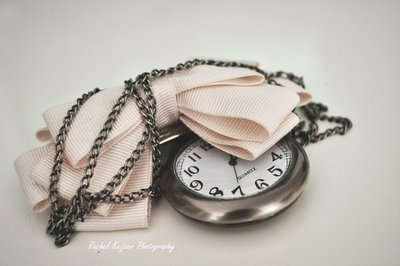 accessoires, bow, clock, cute, jewelry, old, pink, time, vintage