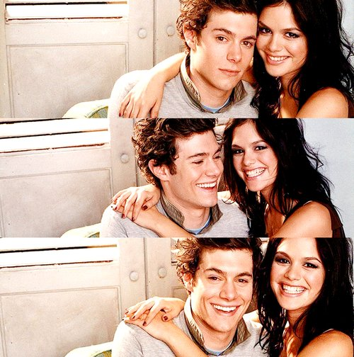 adam brody, adorable, beautiful, boy, boyfriend, couple, cute, girl, girlfriend, guy, hair, love, lovely, photography, pretty, rachel bilson, seth, summer, the oc