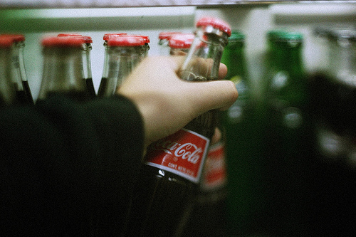 adolescente, coca cola, coke, cute, drink