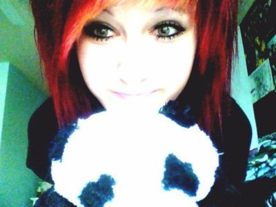 adorable, animal, bear, beautiful, blonde, britumms, cute, eyes, fashion, fringe, girl, gorgeous, green, hair, hipster, hot, make up, panda, photo, photography, pretty, red, redhead, scene, sexy, smile, stuffed, style, webcam