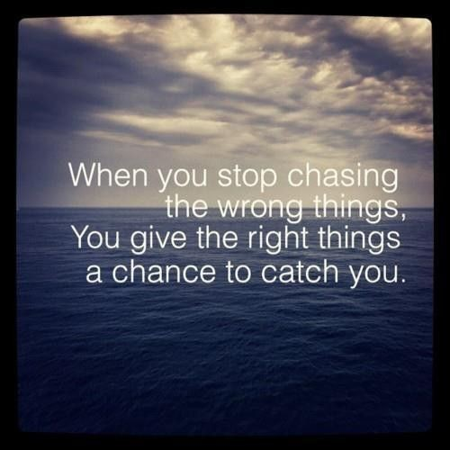 advice, catch you, chance, life, ocean, right, text, typography, wrong