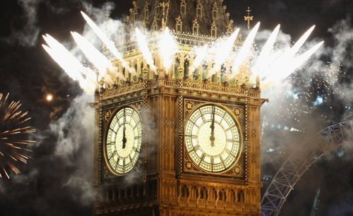 amazing, big ben, firework, fireworks, happy new year