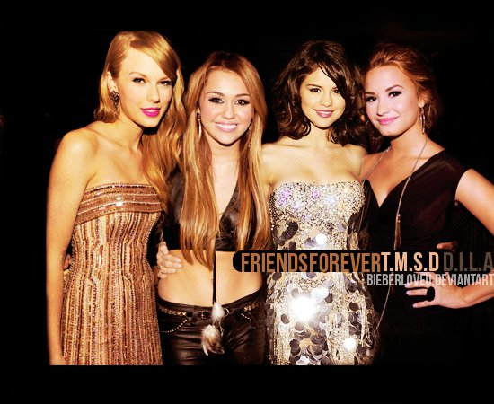 amazing girls, best friends, delena, demi lovato, friends