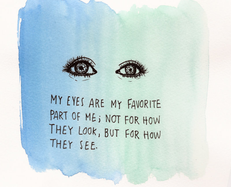 art, drawing, eyes, text