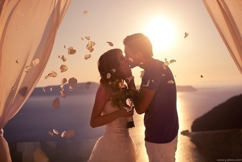 awesome, boy, couple, cute, fashion, forever young, girl, kiss, love, perfect, photography, real love, sun, wedding