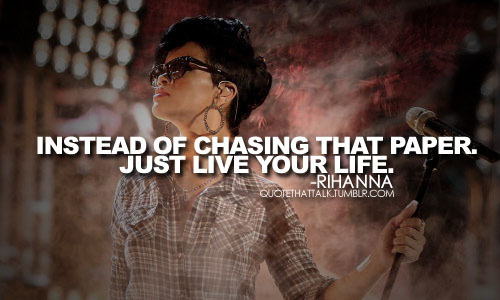 Rihanna Quotes About Love Tumblr : Love Quotes By Rihanna. QuotesGram