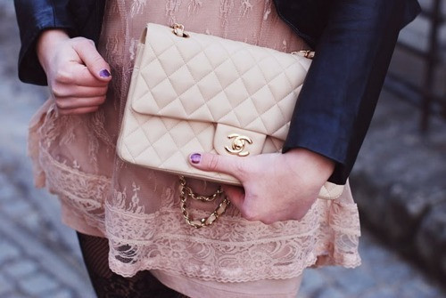 bag, chanel, cute, fashion, gitl