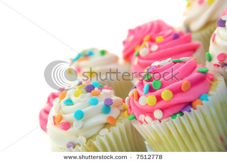 baked, beautiful, birthday, blue, cake, candy, celebration, cupcakes, cute, decoration, dessert, fluffy, green, icing, orange, party, pink, pretty, purple, snack, sugar, sweet, swirls, white, yellow, yummy
