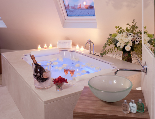 bath, bathroom, beautiful, candle, candles