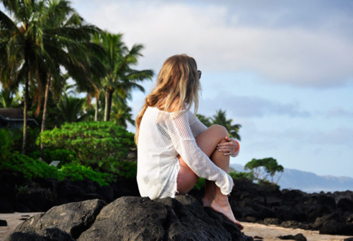 beach, fashion, hawaii, hipster, horizon