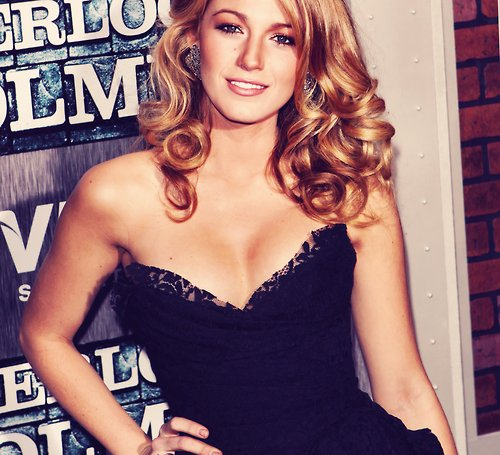 beautiful, blake lively, blonde, celebrity, hair