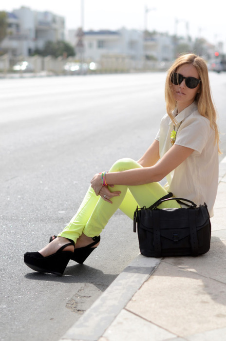 blonde, chiara, fashion, fashionista, shades