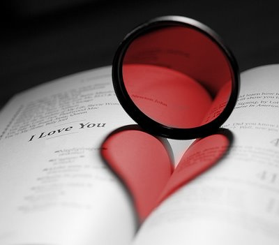 book, heart, i love you, red, ring