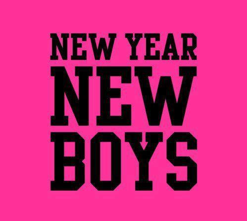 boy, boys, new, new year, pink