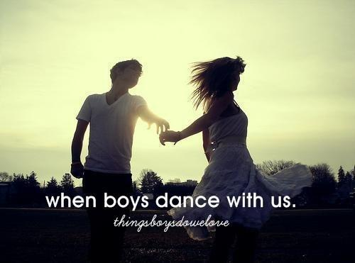 boy, dance, girl, love, nice, sweet, text