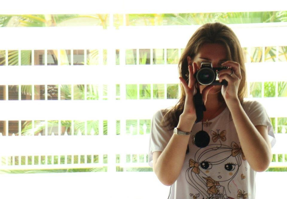 camera, cute, girl, photografy