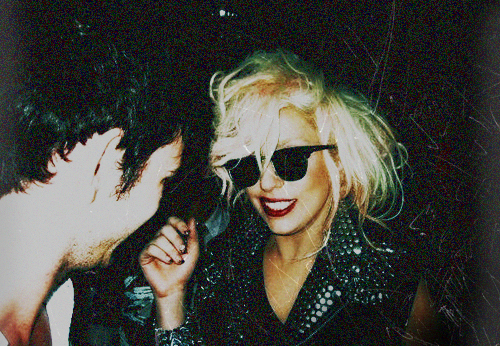 candid, fashion, girl, gorgeous, lady gaga, music, party, pose, singer, studs, style
