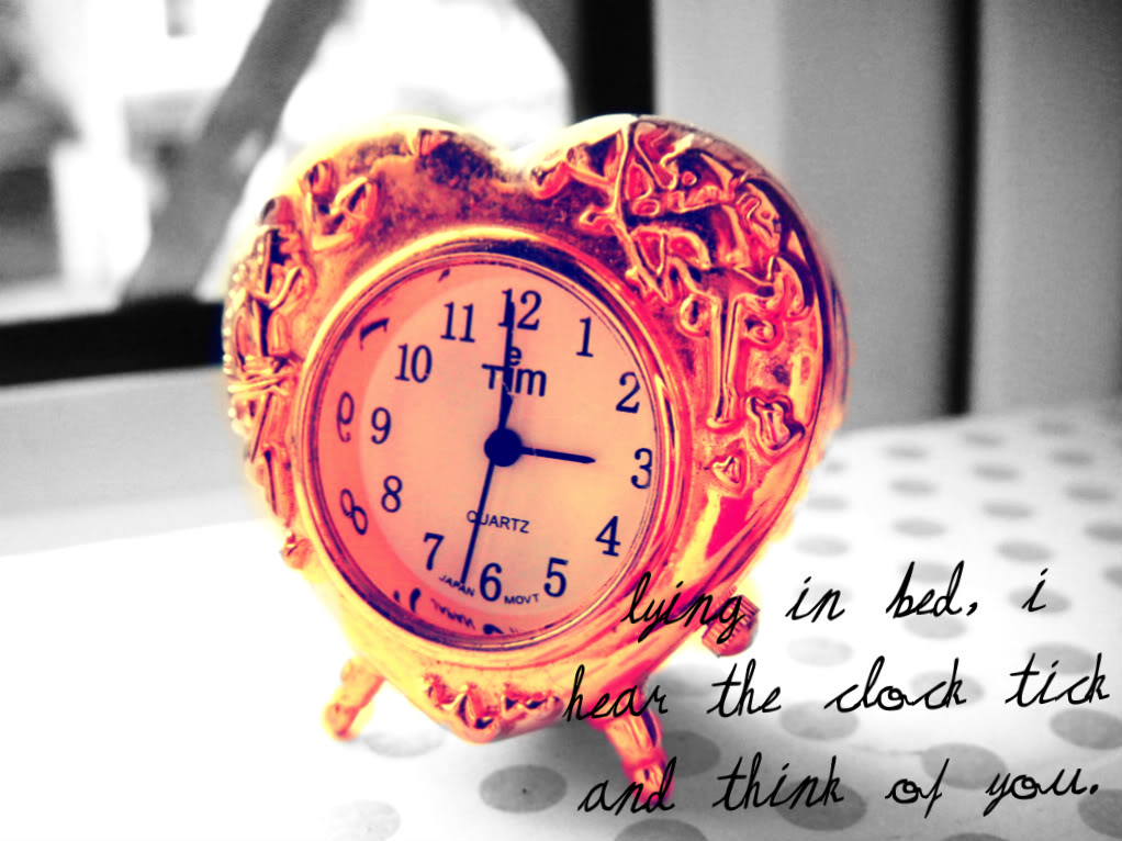 clock, love, lyrics, photography, quote
