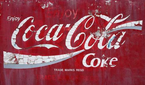 coca cola, coke, red