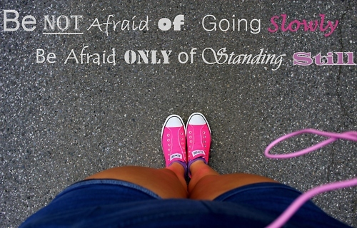 converse, inspiration, pink, quotes