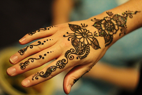 cool, hand, henna, henna tattoo, tatto
