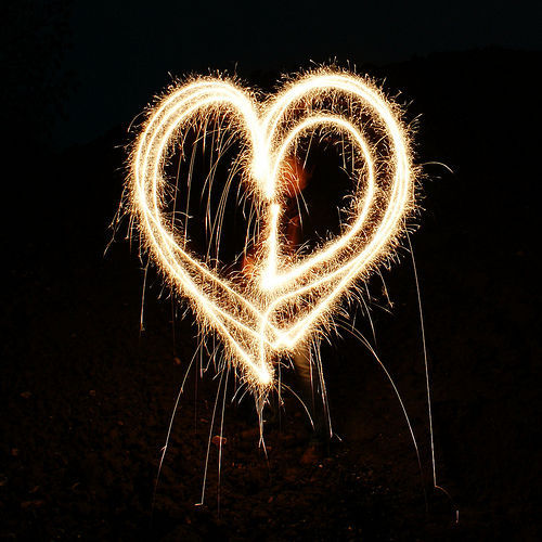 corazon!! :3, happy 2012, heart
