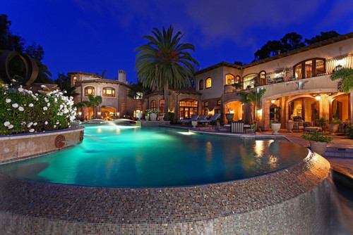 cute, home, house, lights, luxury
