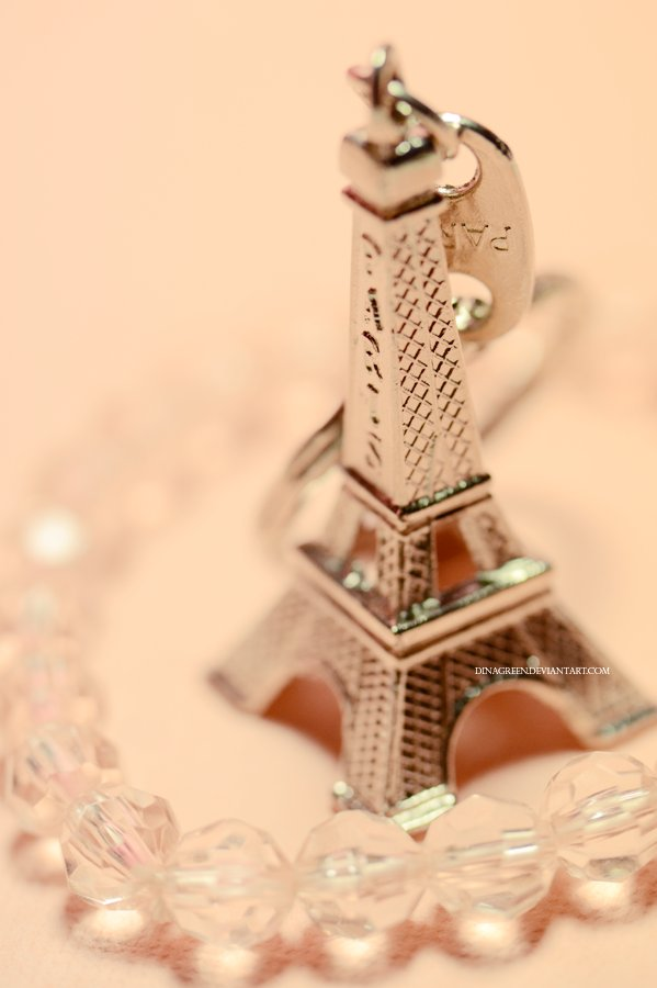 deviantart, eiffel, eiffel tower, jewel, pariisi, paris, pink, shine, shiny, tower