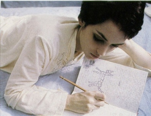 diary, girl inturrupted, journal, ruby, susanna kaysen, winona ryder, write