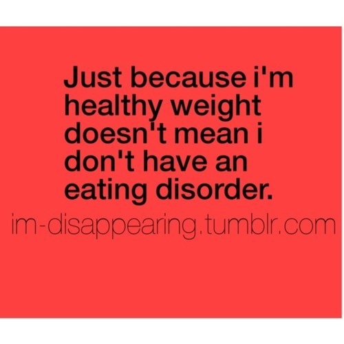 eating disorder, feelings, life, problem