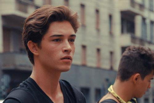 fashion, fashion week, francisco lachowski, girl, guy, handsome, hot, model, sexy, skinny