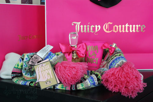 fashion, juicy couture, lovely, pretty