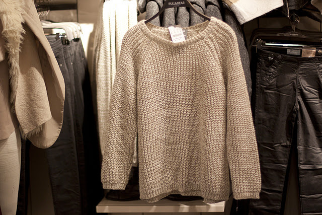 fashion, knits, knitwear, oversized sweater