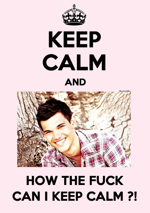funny, hot, jacob, jacob black , keep calm
