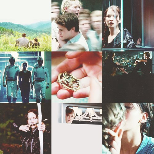 hunger games, katniss everdeen, movie, nature, the hunger games