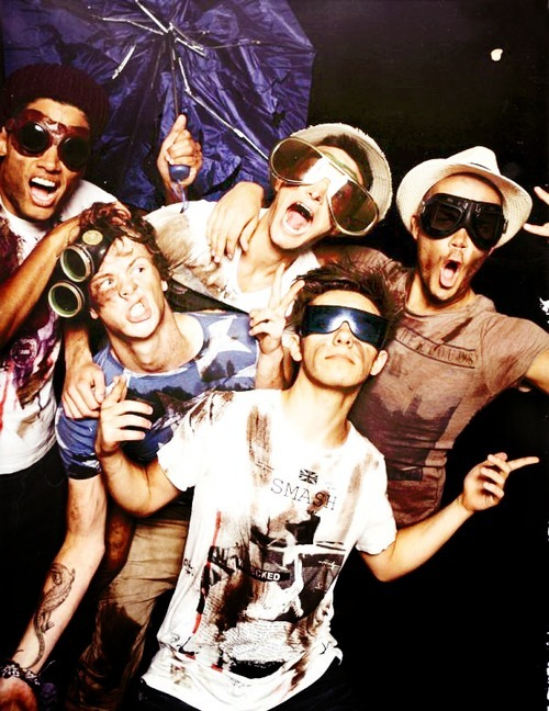 jay mcguiness, max george, nathan sykes, siva kaneswaran, the wanted, tom parker