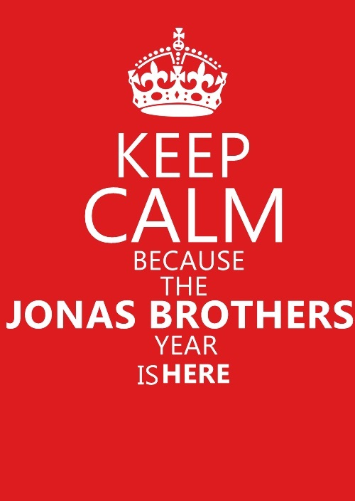 joe jonas, jonas brothers, keep calm, kevin jonas, nick jonas
