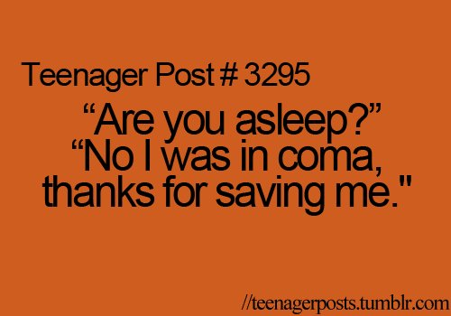 3295, asleep, coma, funny, lol